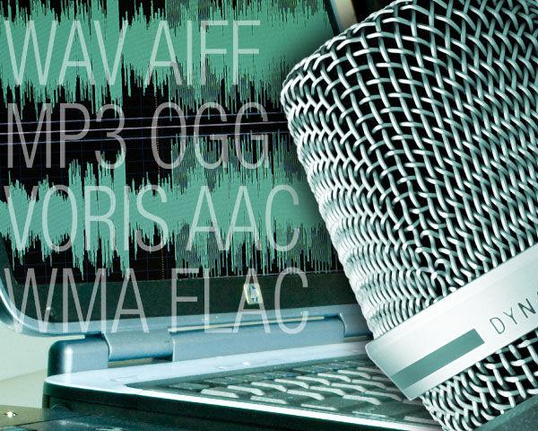 Internet Audio Encoding - Videomaker