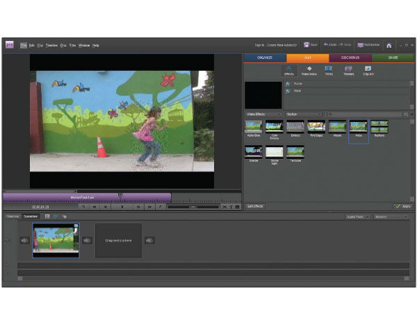 Adobe Premiere Elements 8 Review