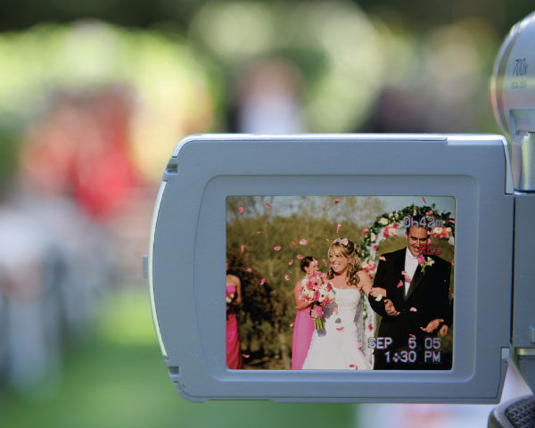 10 Keys To Success In The Wedding Video Business