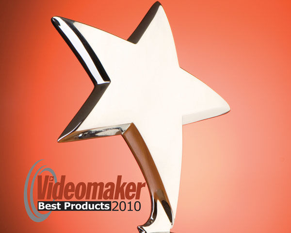 Videomaker's Best Video Products of the Year 2010