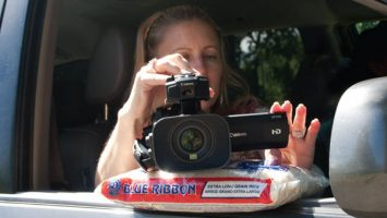 Using Household Items for Video Production