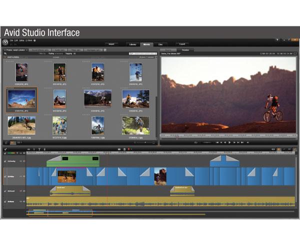 Avid Studio Introductory Editing Software Reviewed - Videomaker