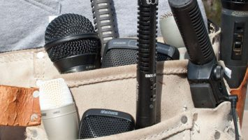 The Right Mic for the Job