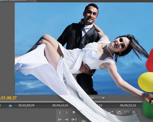 Cinematic is In - Editing Wedding Videos