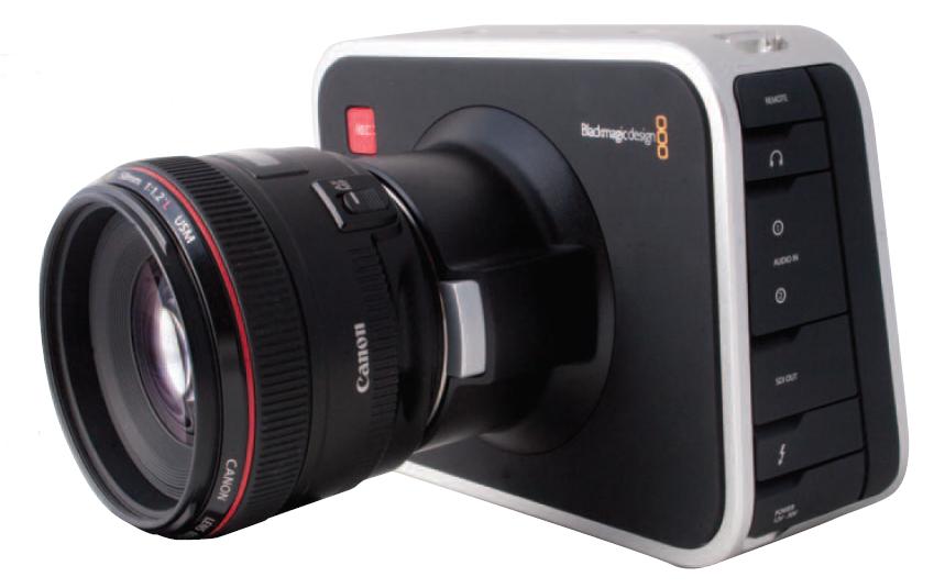 Blackmagic Cinema Camera Review Videomaker