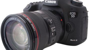Canon EOS 5D Mark III DSLR  Review