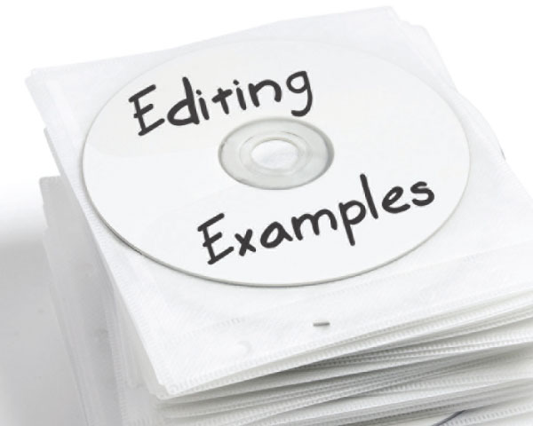 stack-of-dvds-with-editing-examples-written