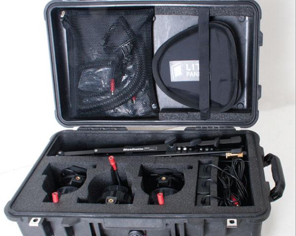 Sola ENG Flight Kit in a Pelican 1510 case