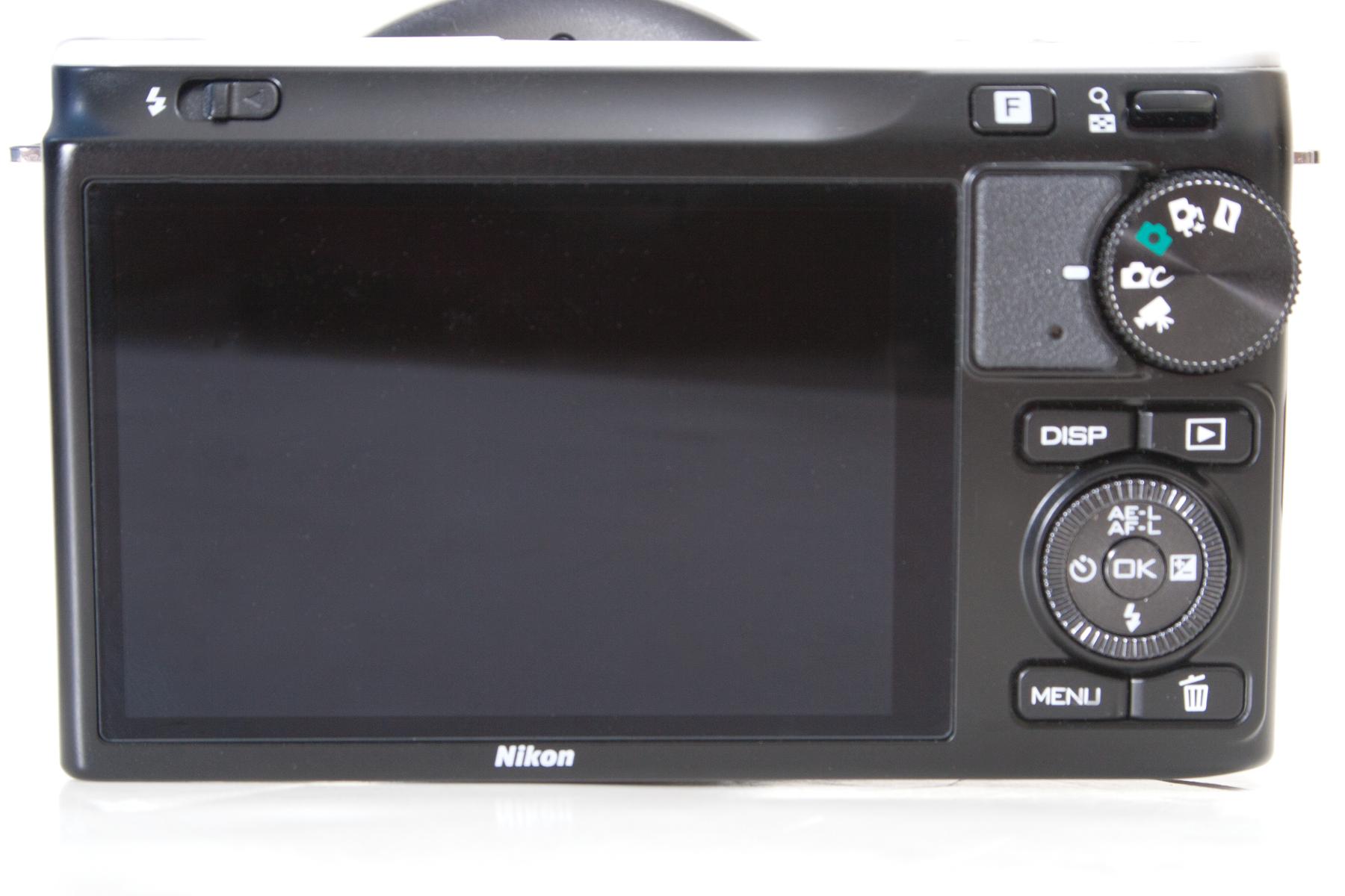 Nikon 1 J2 camera back