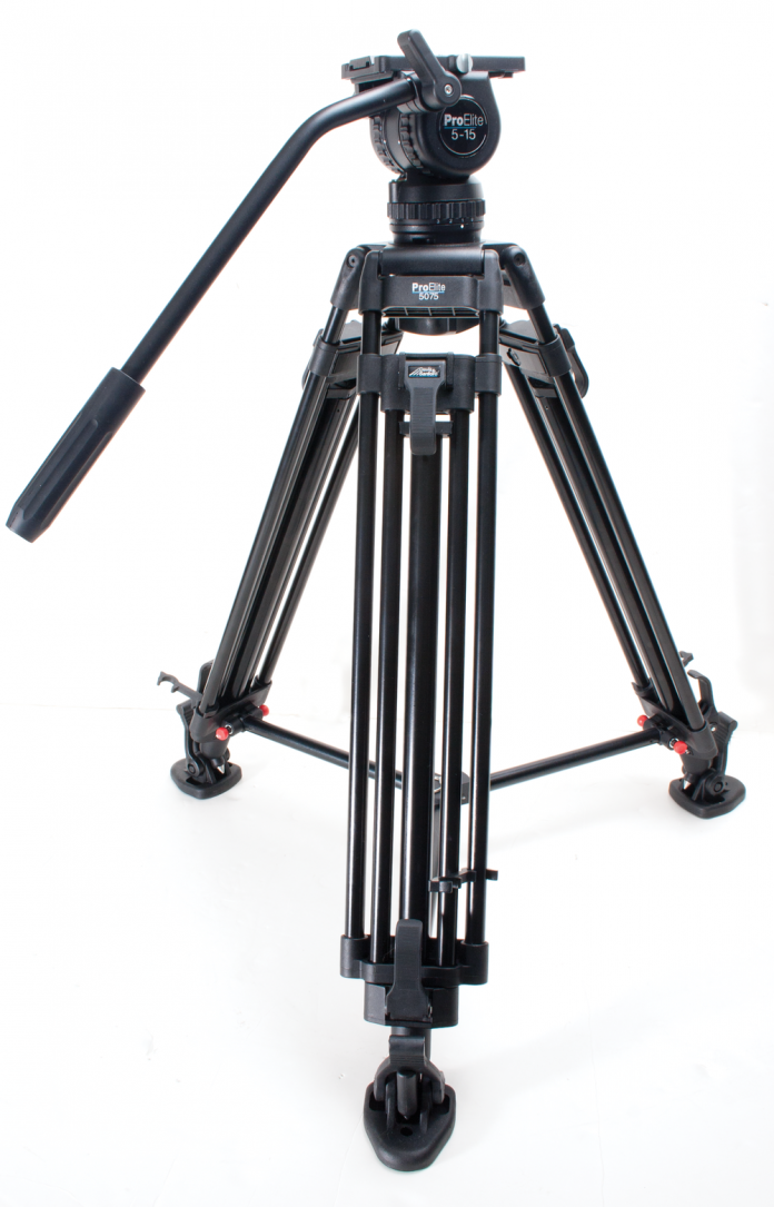 Davis & Sanford ProElite Series Tripod and Fluid Head
