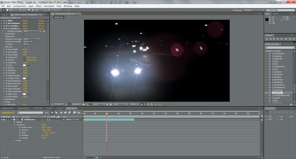 GenArts Sapphire 7 Visual Effects Software - Videomaker