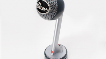 Nessie mic from Blue Microphones