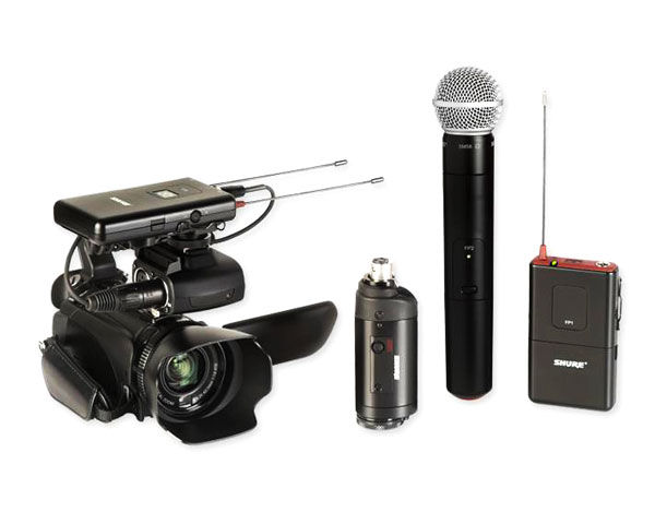 Shure FP 15 Bodypack Wireless System