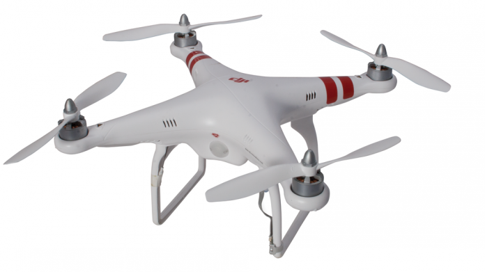 DJI Innovations Phantom Quadcopter
