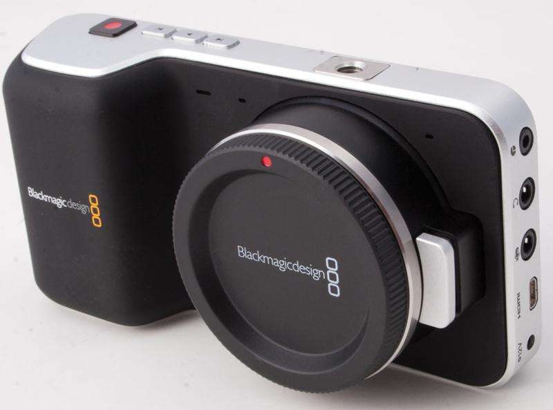 Blackmagic Design Pocket Cinema Camera Review Videomaker
