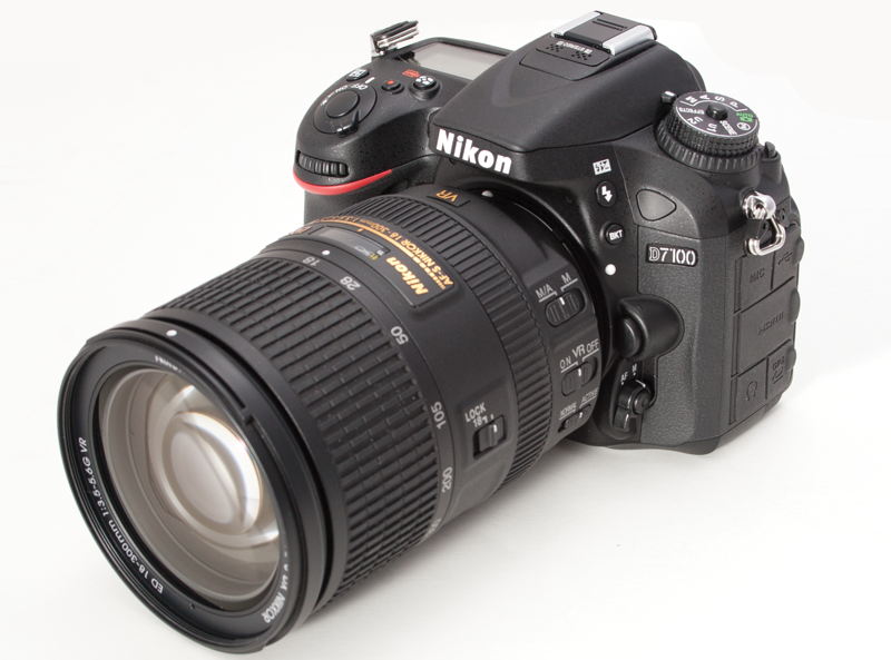 Image Quality Excellence With Nikon's D7100 - Videomaker