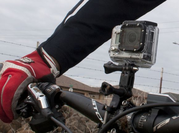 Biking POV