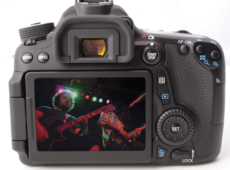 Canon EOS 70D DSLR, First in Video Focus - Review - Videomaker