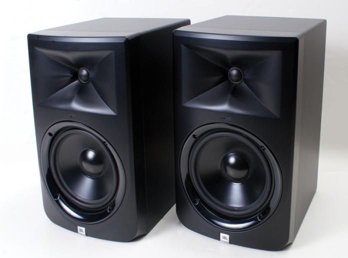Picture of the JBL LSR308 3 Series Studio Monitors