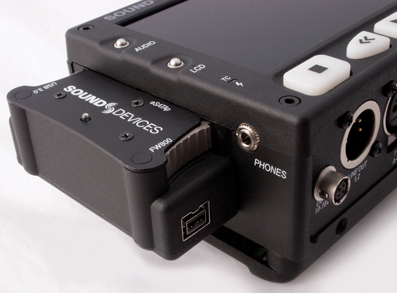 SSD hot-swappable caddy.
