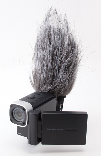 HD Video With The Zoom Q4 Handy Video Recorder