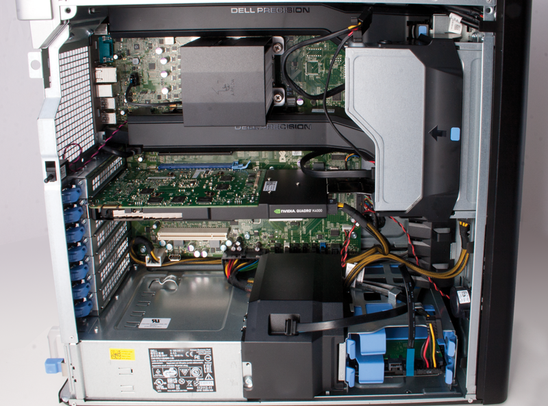 Intel Xeon based Dell Precision T3610: Powerhouse for the