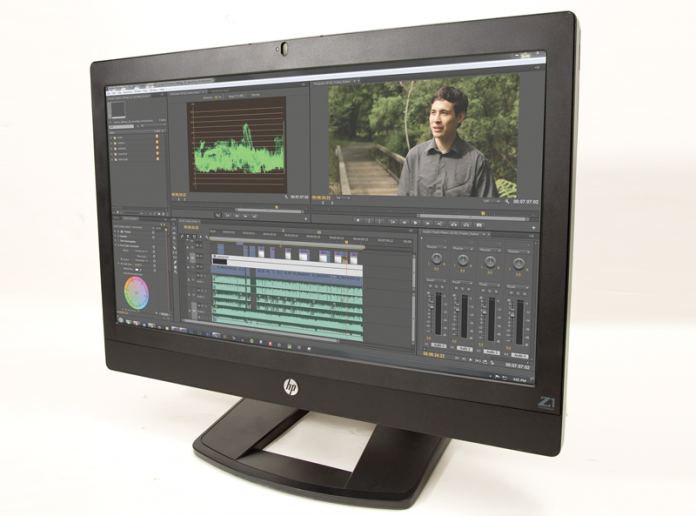 HP Z1 G2: A Fast and Stable Video Editing Machine