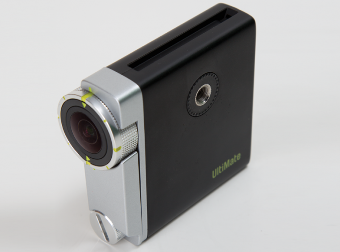 Shot of the Conrad Electronics SOCAM UltiMate Action Camera