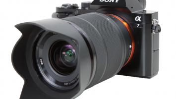 Photo of Sony Alpha 7 DSLR