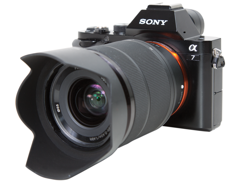 Sony Alpha 7 Camera Review - Videomaker