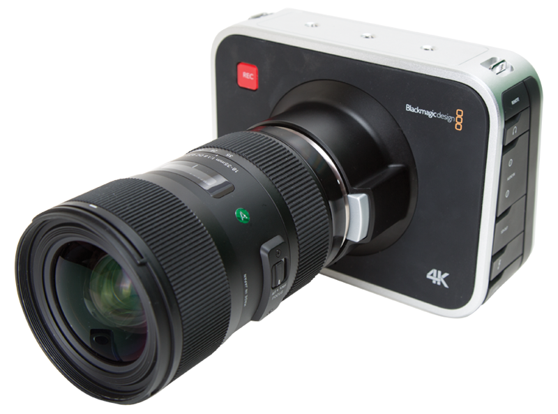 Blackmagic Production Camera 4K Review - Videomaker