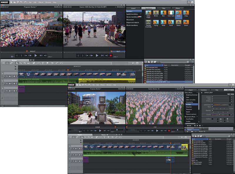 MAGIX Video Pro X6 Video Editing Software Review - Videomaker