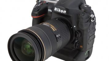 Photo of the Nikon D4S DSLR