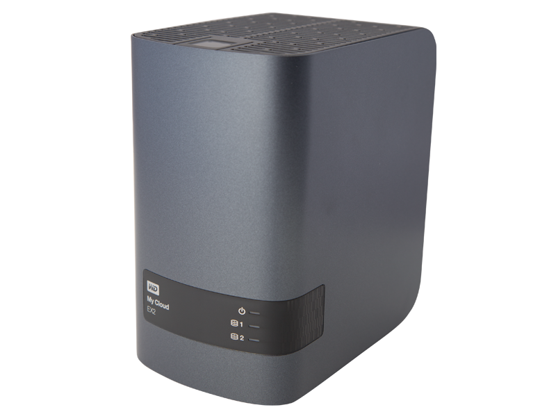 Western Digital My Cloud EX2 Review - Videomaker