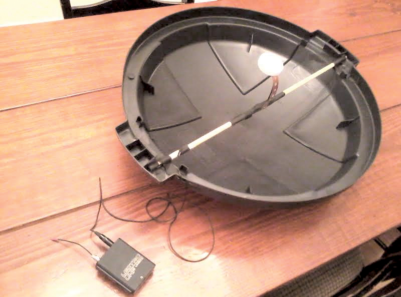 How to Build a Parabolic Microphone Dish - Videomaker