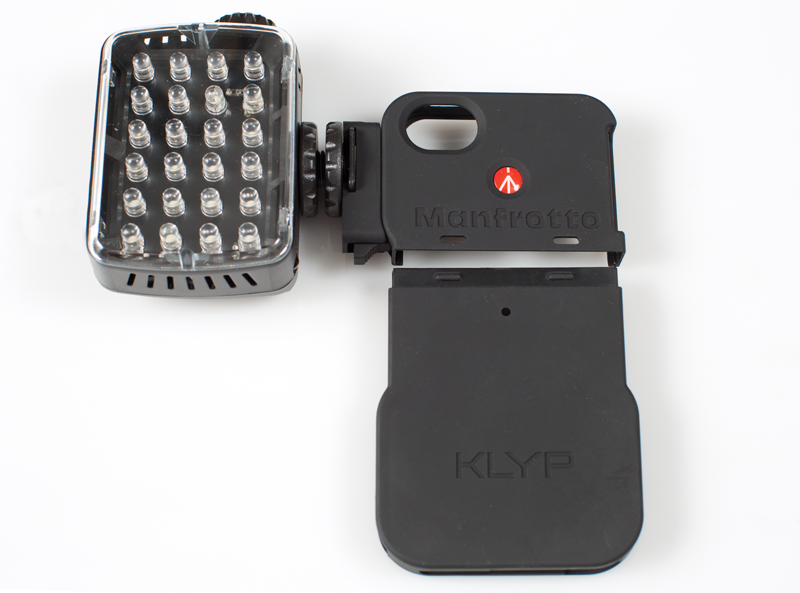 Photo of a Manfrotto Klyp