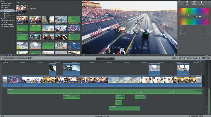 Apple Final Cut Pro X 10 1 Review - Videomaker