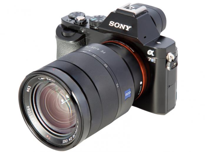 Photo of Sony a7S Full Frame MILC
