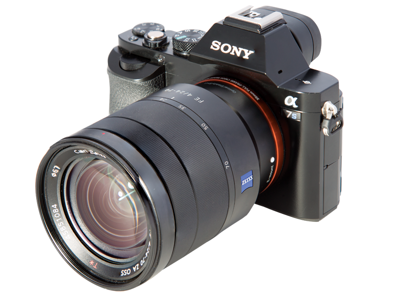 Sony a7S Full Frame Mirrorless Camera Review - Videomaker