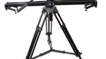Photo of the Libec ALLEX S Kit Tripod/Slider System