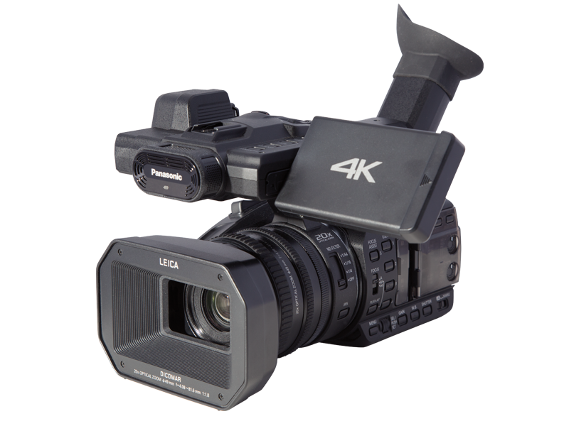 Panasonic HC-X1000 Review - Videomaker