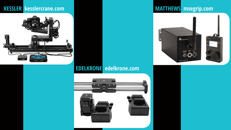 CLASSIC SYSTEMS: Kessler, edelkrone and Matthews.