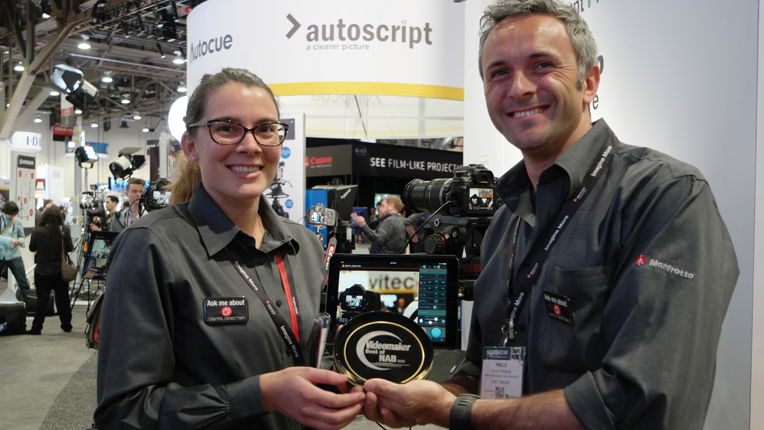 Most Innovative: Manfrotto Digital Director