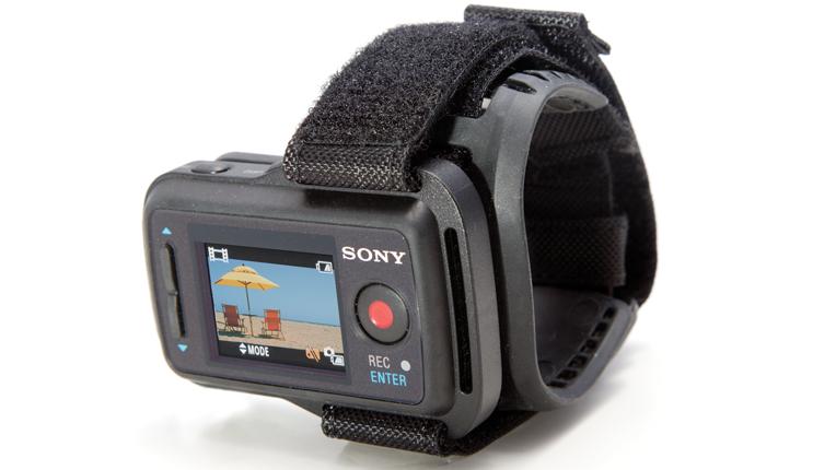 Sony FDR-X1000v optional LiveView Remote