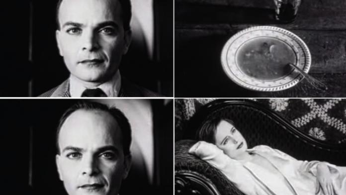 Editing Theory - Photos illustrating the Kuleshov Effect