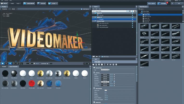 Video Copilot Element 3D V2 Review - Videomaker