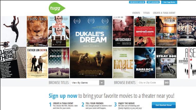 Tugg website