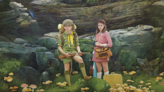 Moonrise Kingdom poster image