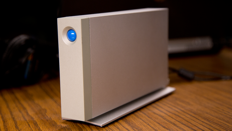 Lacie D2 Thunderbolt 2 And Ssd Upgrade Review Videomaker