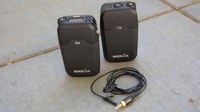 Rødelink Filmmaker Wireless Mic System